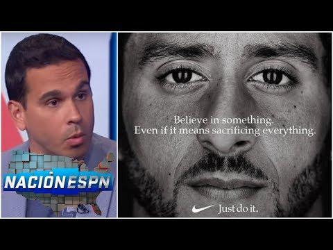 Who benefits more for ad: Colin Kaepernick or Nike?  Nación  ESPN