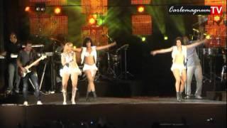 Reveillon de Ubaíra 2012 -  Banda Calypso