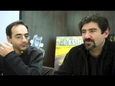 blacksad-(t5)-amarillo-:-interview-des-auteurs-:-guarnido-&-canales