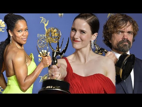 Mix - Who Won At The 2018 Emmys? The Complete Winners List!
