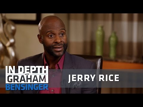 Jerry Rice: Running down wild horses