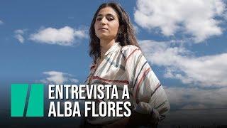 Entrevista a Alba Flores