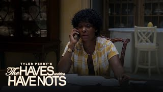Hanna Tells Benny To Return The Cryer's Stolen Money| Tyler Perry's The Haves and the Have Nots |OWN