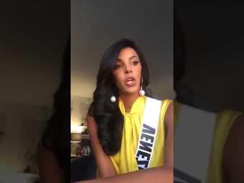 Keysi Sayago- Miss Venezuela LIVE In Miss Universe 2017
