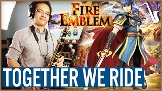 Fire Emblem Shadow Dragon: Together We Ride Jazz Video Game Saxophone Cover