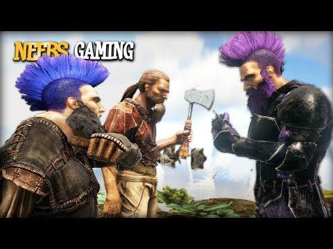 Ark: Survival Evolved - Working Together