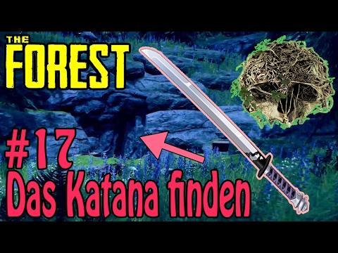 The Forest 💀 - Teil 17 - DAS KATANA, so findet man es