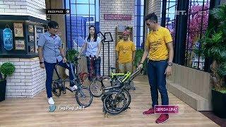 Sepeda Lipat Yang Super Praktis