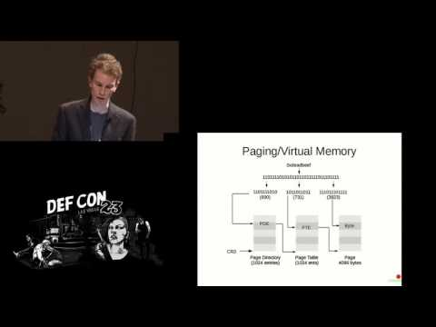 DEF CON 23 - Daniel Selifonov - Drinking from LETHE: Exploiting Memory Corruption Vulns