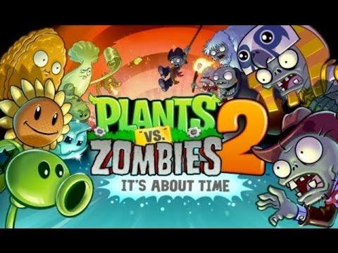لعبة zombie vs plants 2 للكمبيوتر