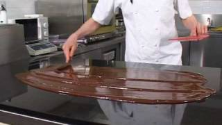 William Curley makes Chocolate, rosemary & olive oil Truffles