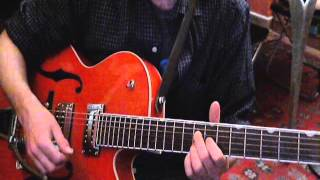 Hound Dog - Guitar Solo 2 (Mystery Chords) - Guitar Lesson. This vi...