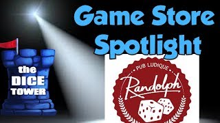 Game Store Spotlight - Randolf Pub Ludique Montreal, QC