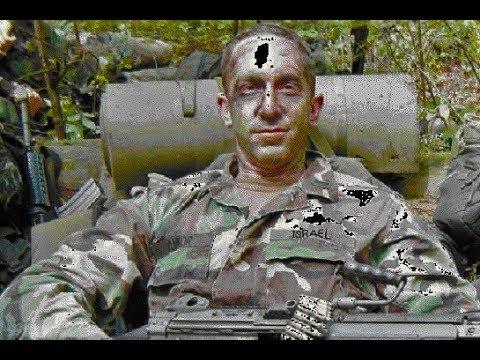 חייל ישראלי בכוחות המיוחדים של צבא ארה