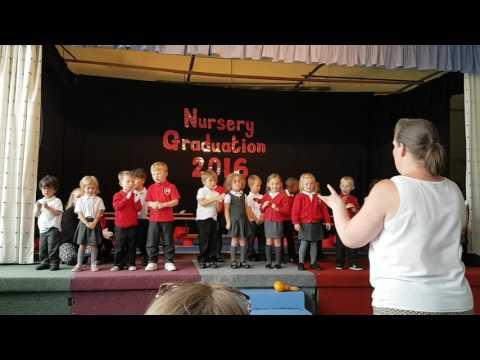 Moorland Primary Nursery Class 2016 Song