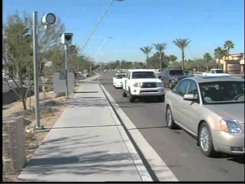 Redflex Traffic Systems - Red Light, Saving Lives - ABC 15 Phoenix