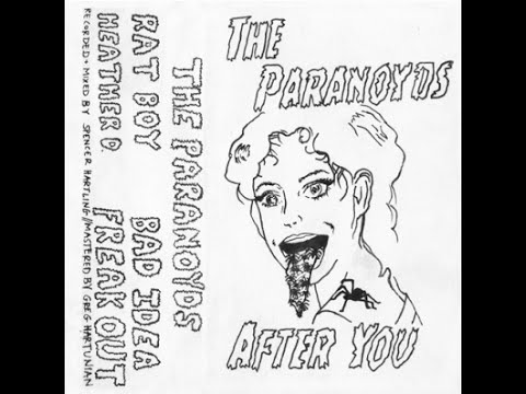 The Paranoyds - After You EP