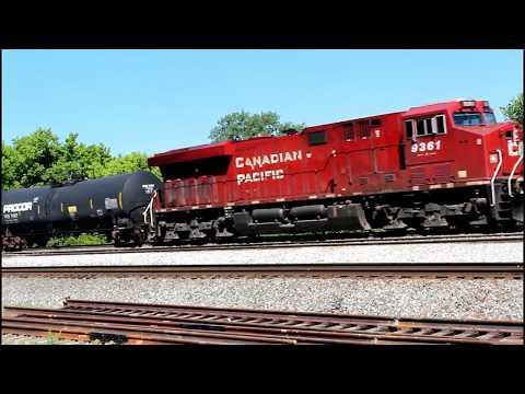 Cincinnati RailFanning On 5/24/18