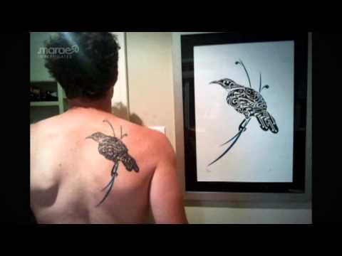 BMW recruit skills of Maori artist