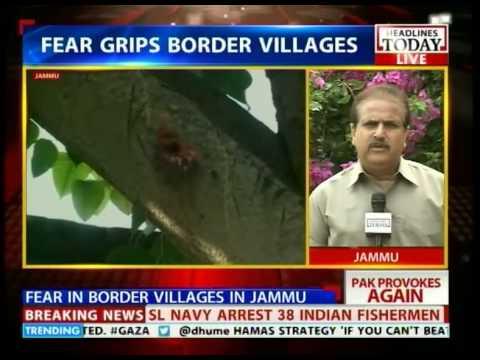 Jammu: BSF jawans shoot dead lone Pakistani intruder