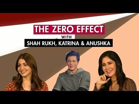 Shah Rukh Khan   Katrina Kaif   Anushka Sharma   Zero   Exclusive   Full Interview