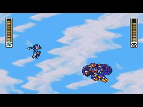 Rockman X: 2017 New Year's Hack