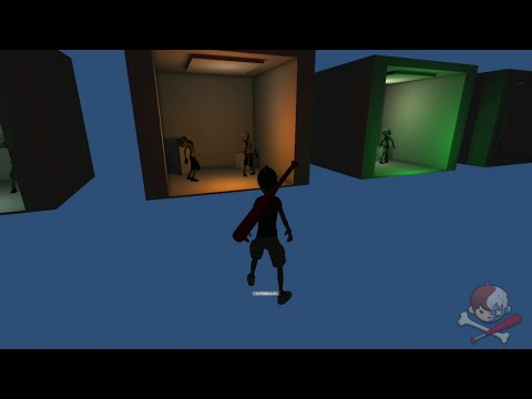 Zombie Playground (ZPG) - Early Shader/Lighting Tests