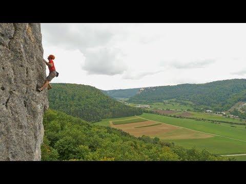 Draußen gemeinsam - Klettern und Naturschutz im Oberen Donautal