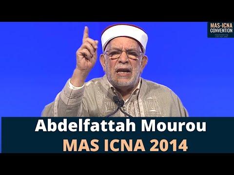 Abdelfattah Mourou | MAS ICNA 2014