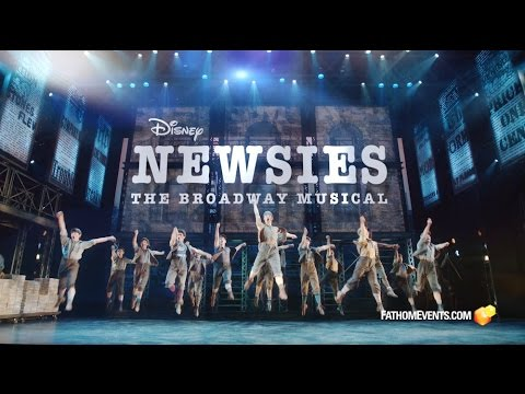 NEWSIES Movie Event: Official Trailer