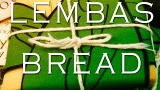 Lembas Bread, O Pão Do Senhor Dos Anéis - Confissões De Uma Doceira Amadora