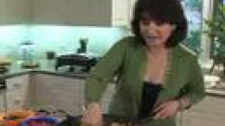 Veg Tv: The Enlightened Kitchen: Tempeh Tostada_part Two