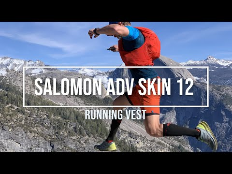 The Ultimate Running Vest // Salomon ADV Skin 12 Set