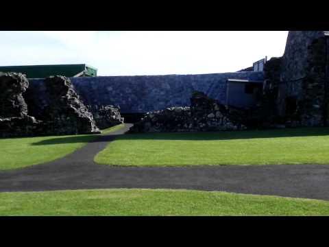 Dunluce Castle Ruin