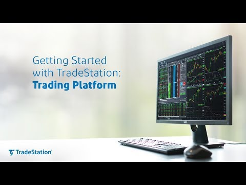 Getting Started with TradeStation: Trading Platform