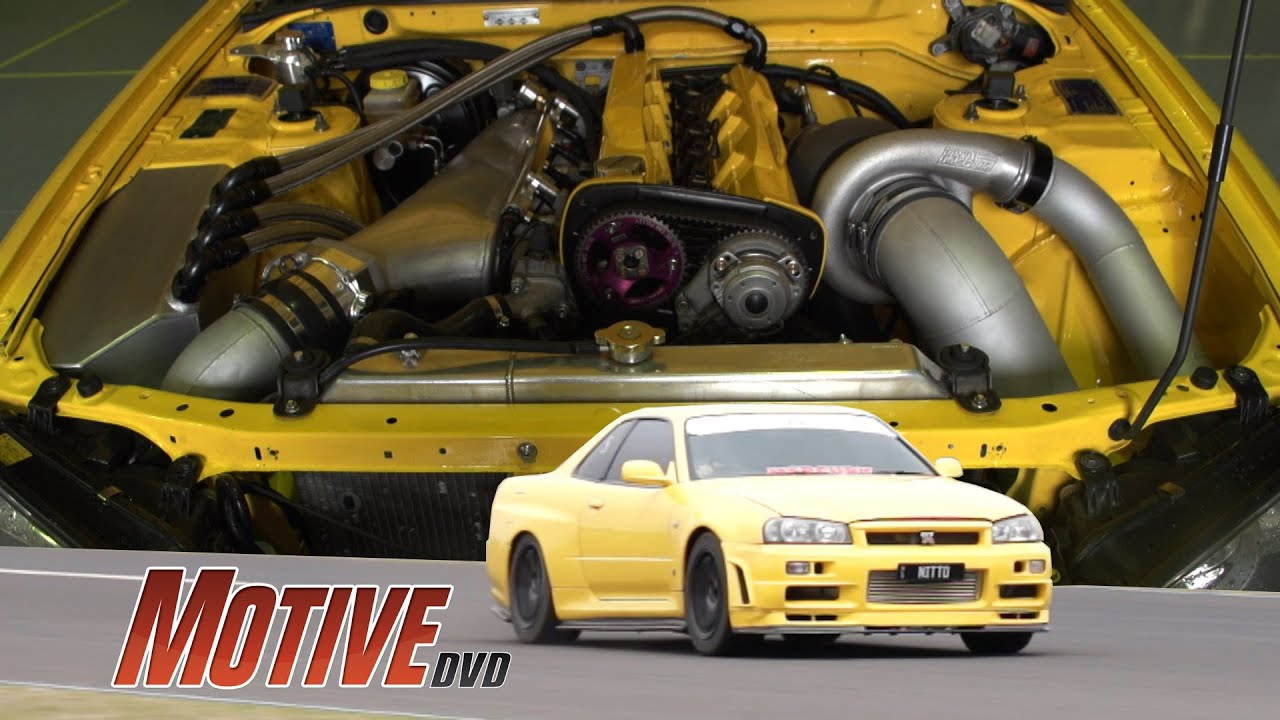 nitto 1100horsepower true street r34 gt r w sequential youtube. Black Bedroom Furniture Sets. Home Design Ideas