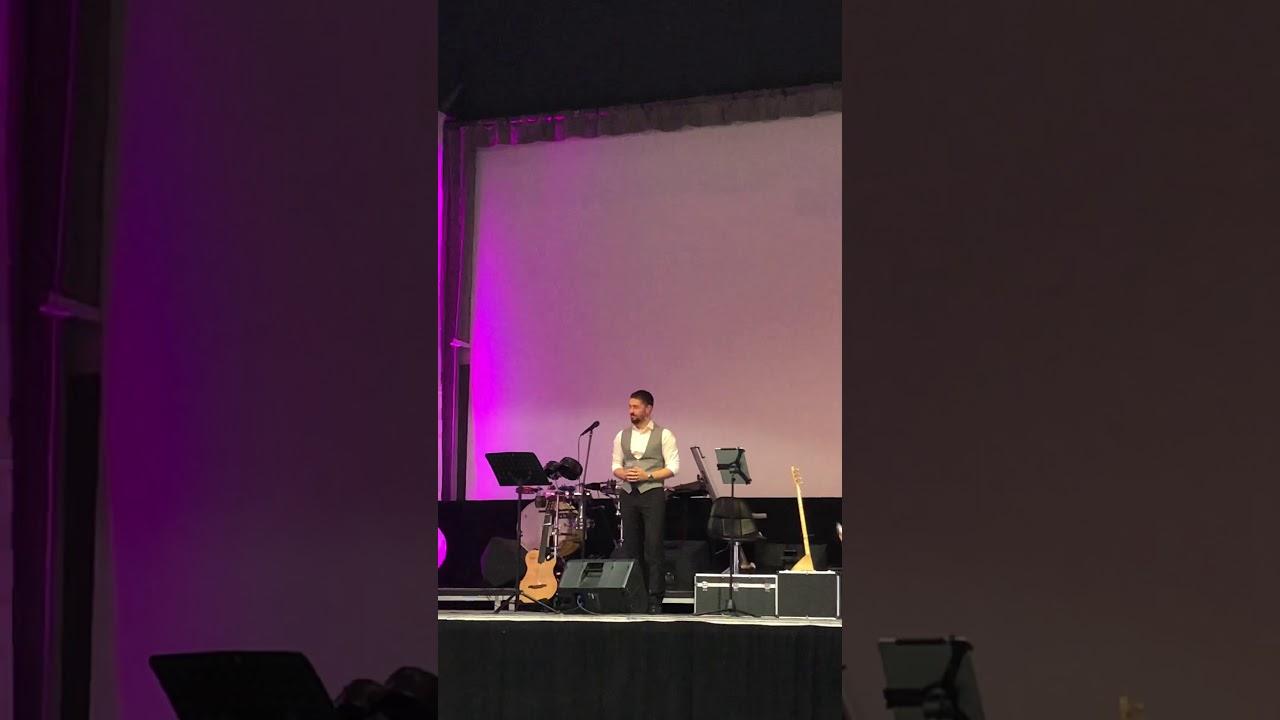 Enes Kurt - Geldim Sana (Marl Konseri)