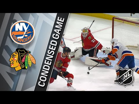 01/20/18 Condensed Game: Islanders @ Blackhawks