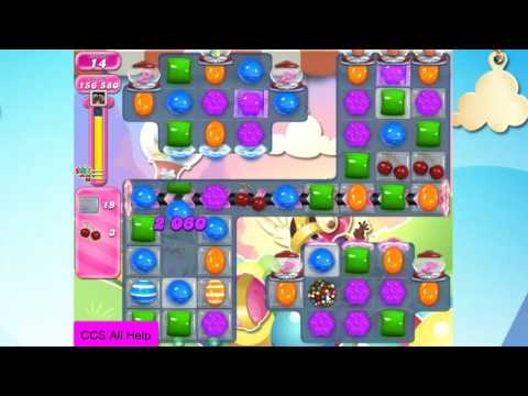 Candy Crush Saga Level 2208 NO BOOSTERS Cookie