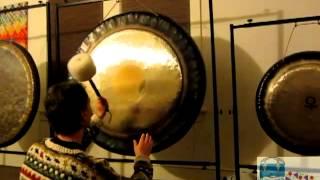 "40"" Paiste Symphonic Gong & M7 Mallet - Artdrum.com"