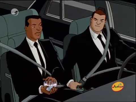 Люди в черном мультфильм 2 сезон