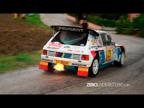 Rallylegend San Marino 2016 | Rally-Heaven: Group A, Group B & WRC at its best!
