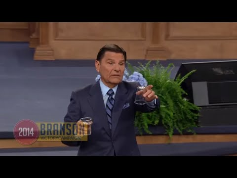 One Step Away From The Power Of God | Kenneth Copeland