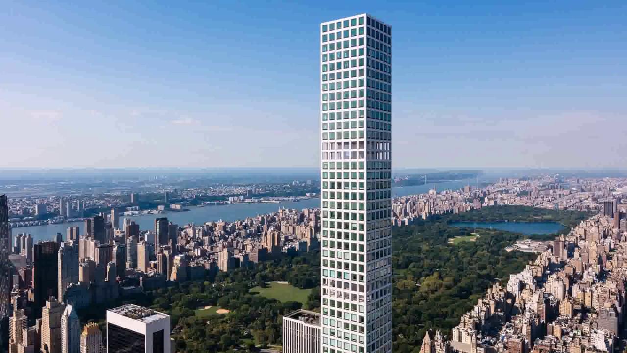 432 Park Avenue Floor Plan Pdf Youtube