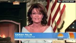 Palin Slams PETA Over Photo