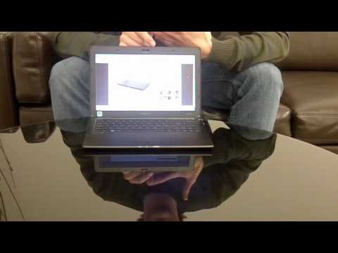Sony Vaio X SeriesHands-On Review