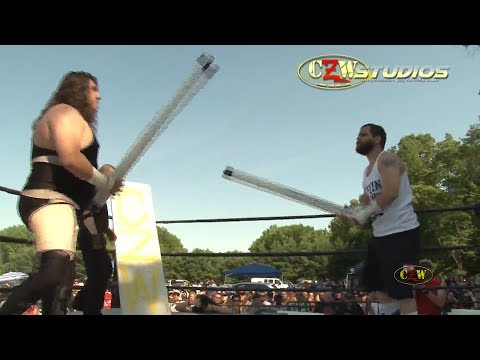 CZW Tournament of Death 16: Kit Osbourne vs. Jimmy Lloyd vs. Dan O'Hare vs. George Gatton