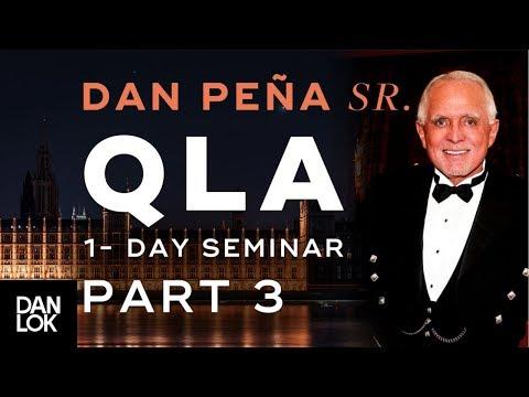 Dan Peña, Sr. QLA One Day Seminar at Heathrow Part 3