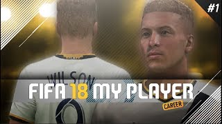 One of BFordLancer48's most viewed videos: THE BEGINNING! | FIFA 18 Player Career Mode w/Storylines | Episode #1 (The English Legend)