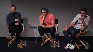 Taika Waititi And Jemaine Clement Being Husbands For 3 Minutes Straight